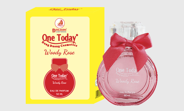 WOODY ROSE - 50ml
